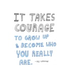 Fear, courage, reframe, positive thinking, parenting