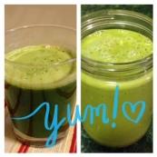 Green smoothie, vegan, on-the-go, kid-friendly, vegan protein, raw