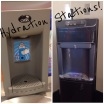 Hydration Station, airport, travel tips, healthy tips, gluten free, health coach, atl travel, nyc travel