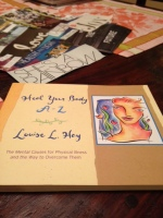 Louise Hay, guided meditation, self-esteem, you can heal your body
