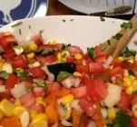 pico de gallo, gluten free snack, health coach atlanta, homemade salsa, fresh salsa, easy recipe