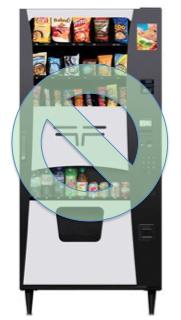 No more vending machine snacks!